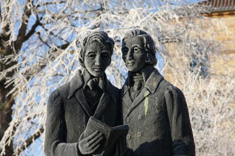 Brüder Grimm-Denkmal