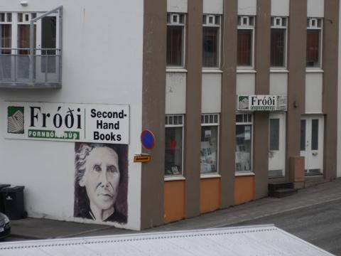 """Antiquariat """"Fróði fornbókabúð"""""""