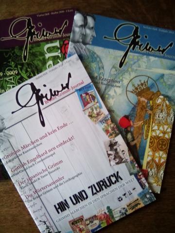 Brüder Grimm-Journal