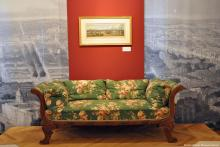 Jacob Grimms Sofa in Berlin